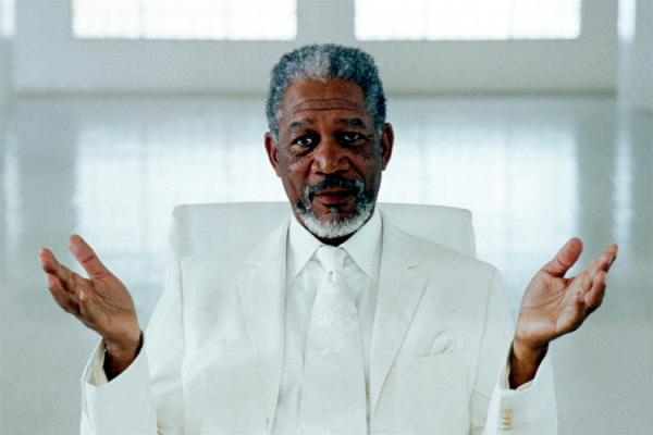 Morgan Freeman Joins Tom Cruise In Oblivion