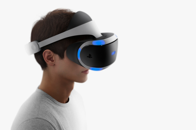 Sony Prepping VR Headset Project Morpheus For A 2016 Release