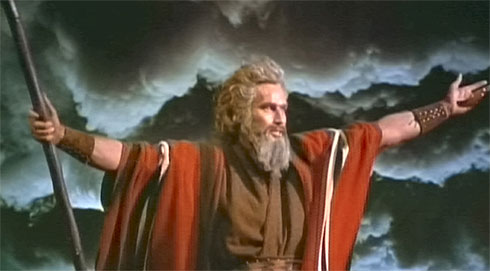 Warner Bros. And Fox Both Producing Moses Films