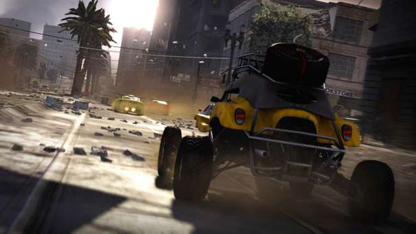 MotorStorm Developer Hypes Up Presumed PlayStation 4 Debut