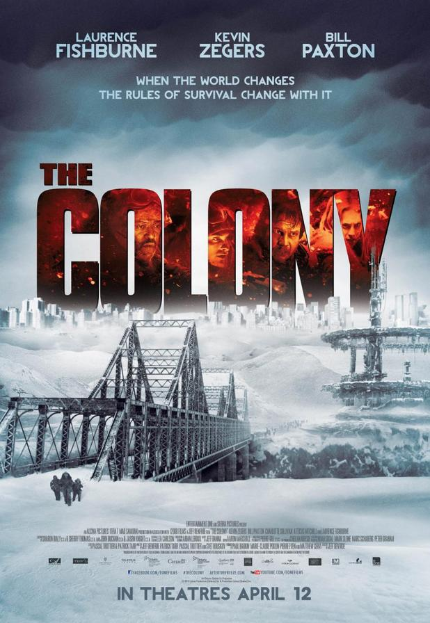 The Colony Review
