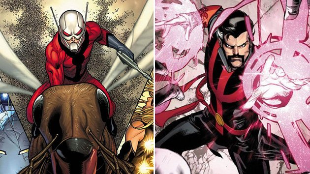 Kevin Feige Talks Doctor Strange And Peyton Reed's Ant-Man