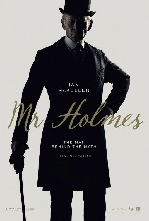 Ian McKellen Delivers Sherlockian Charm In First Trailer For Mr. Holmes