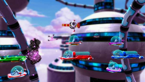 Ms. Splosion Man Beta Hands-On Preview