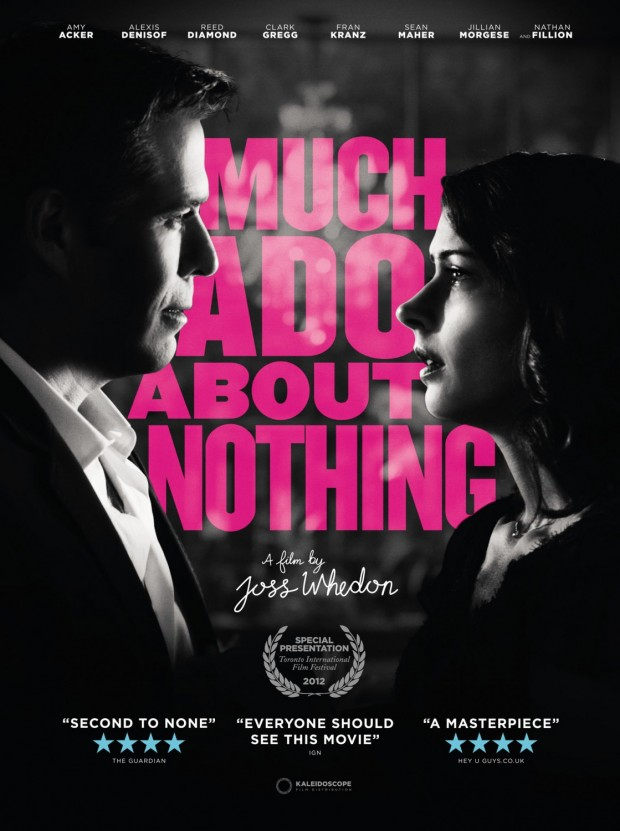Much Ado About Nothing Review [SXSW 2013]
