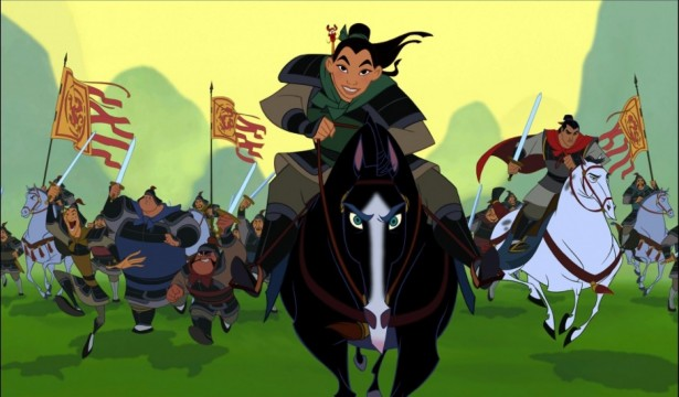 Disney Eyeing Live-Action Mulan