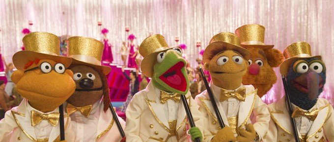 Latest Muppets Most Wanted Posters Parody Spy Films
