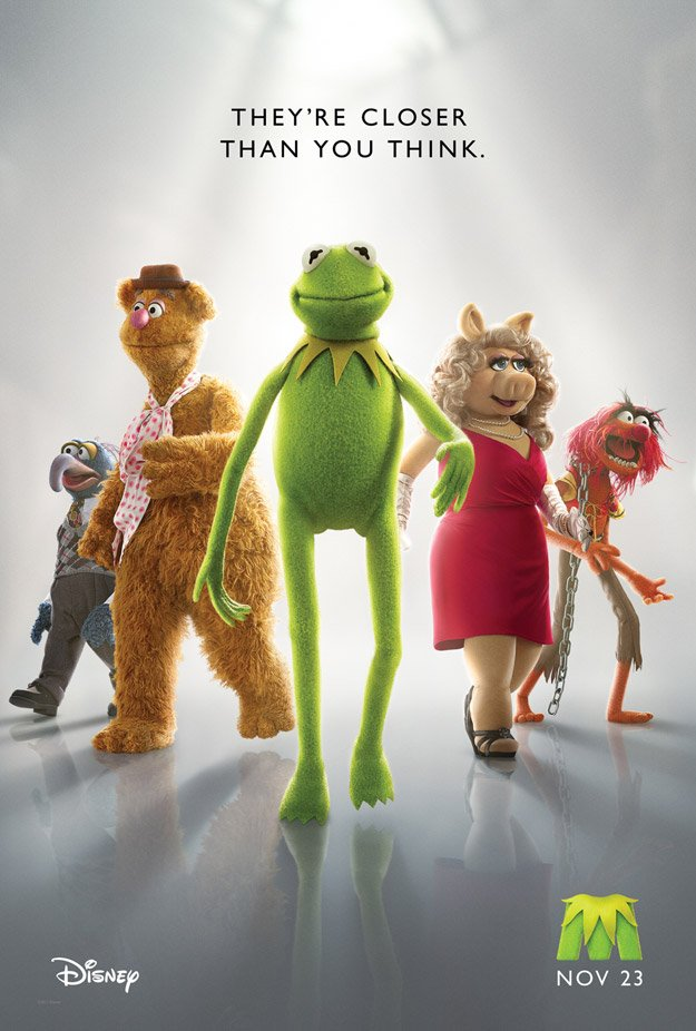 New Muppets Trailer, Green Lantern Edition