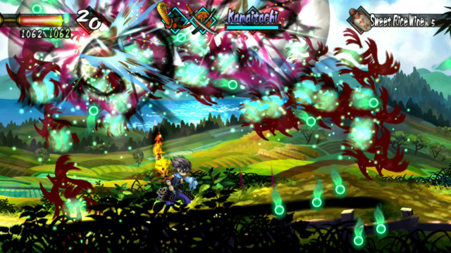 muramasa screenshot 13 640x360 Dragons Crown vs. Muramasa: The Demon Blade: The Importance Of Comparison And Why Games Are Already Art
