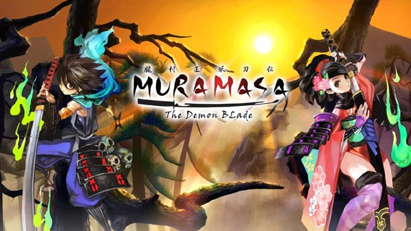 First Official Muramasa: The Demon Blade Vita Trailer