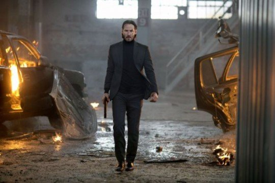 John Wick Review [Fantastic Fest 2014]