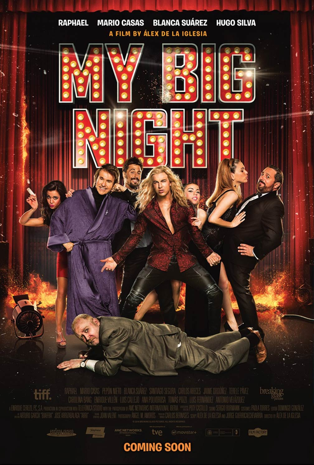 My Big Night Review