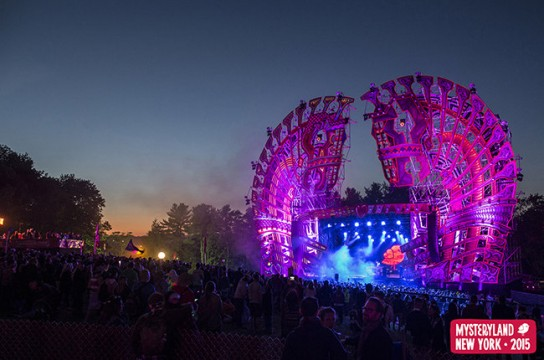 Mysteryland USA Releases Full Lineup By Day For 2016 Edition