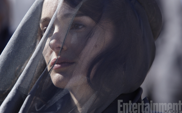 Natalie Portman Stars As The Former First Lady In Sombre Still For Jackie