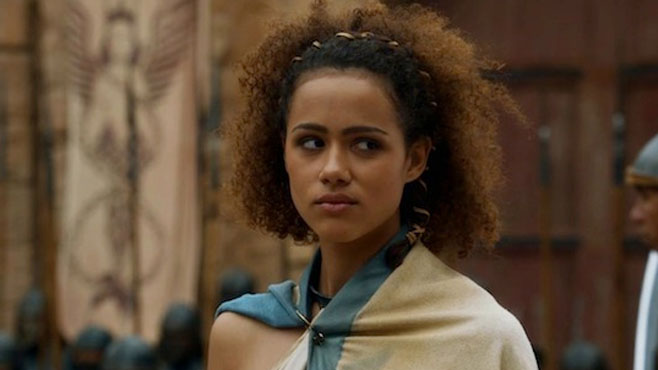 Nathalie Emmanuel Boards Maze Runner: Scorch Trials
