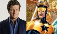 Nathan Fillion Would Like To Play DC's Booster Gold