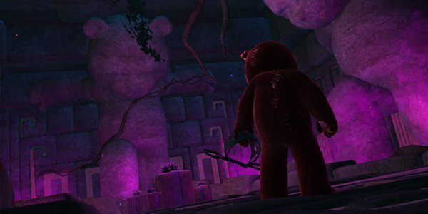 Naughty Bear: Panic In Paradise Announced