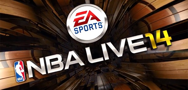 NBA Live 14 Showcased At E3 2013
