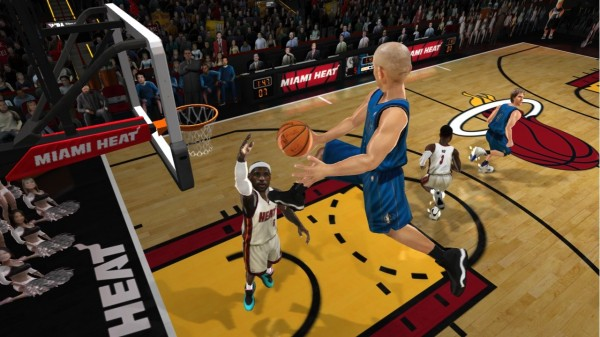 NBA Jam: On Fire Edition Review
