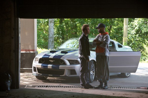 High-Octane Trailer For Aaron Paul's Need For Speed Arrives Online