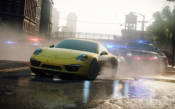 Autolog System Getting A Tune-Up For Need For Speed: Most Wanted