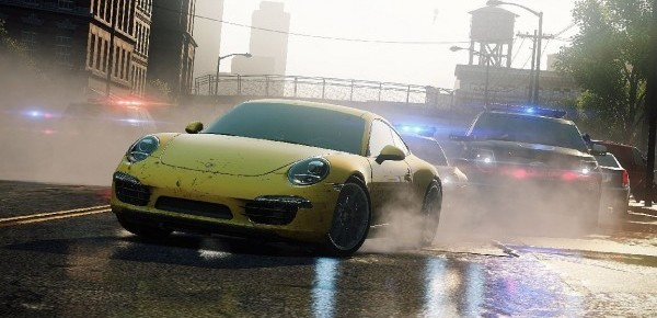 Need For Speed Film Coming To Cinemas February 2014