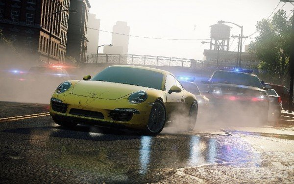 Speed, Dirt And Dents All Factor Into Criterion's Latest Need For Speed: Most Wanted Gameplay Video