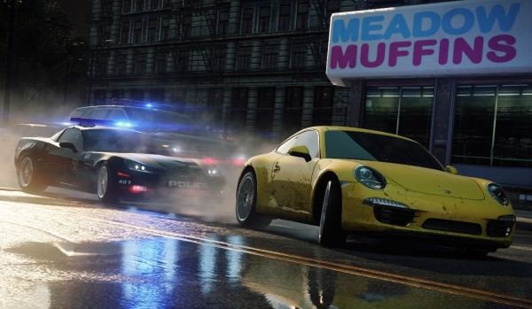 Need For Speed: Most Wanted - First Run Limited Edition & Pre-Order Bonuses Revealed
