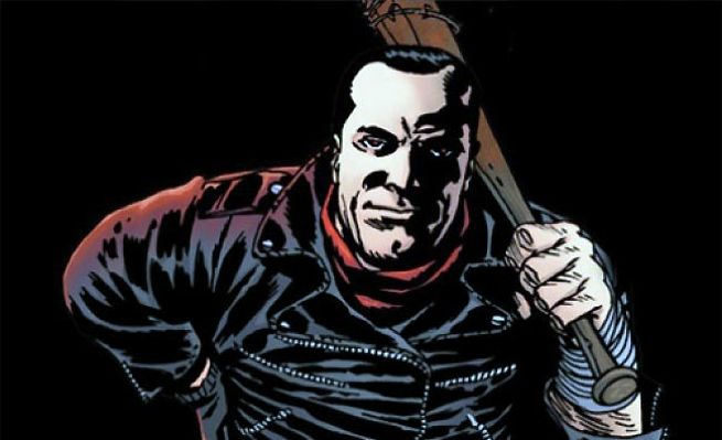 Robert Kirkman Says Negan's Entrance Is Like Dropping An Atomic Bomb On The Walking Dead