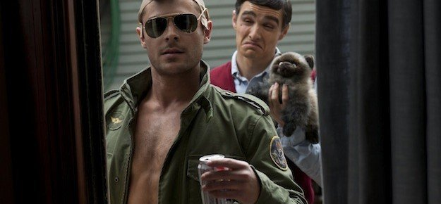Zac Efron And Seth Rogen Do Battle In Neighbors Red Band Trailer