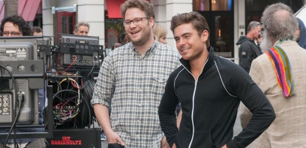"Zac Efron Says Neighbors 2: Sorority Rising Will Be ""Off The Chain"""