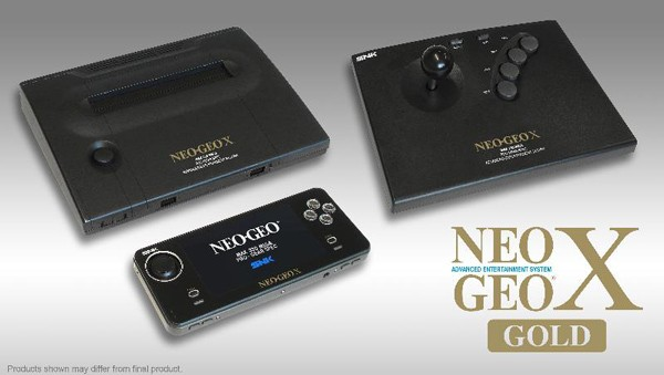 NEO GEO X: It's Back! In Handheld Form!