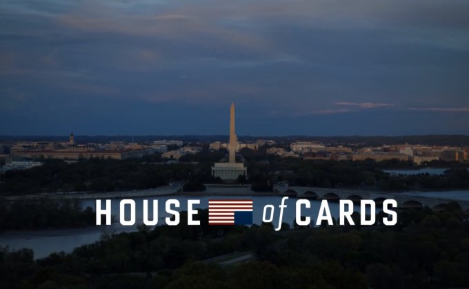 netflix house of cards 6 Reasons To Watch House Of Cards