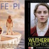 New Posters Released For Life Of Pi, Lawless And Wuthering Heights