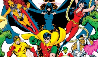 Titans And Young Justice: Outsiders Lead The Way For New DC Digital Service