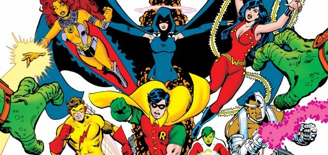 TNT Opts To Not Move Forward With Titans TV Series