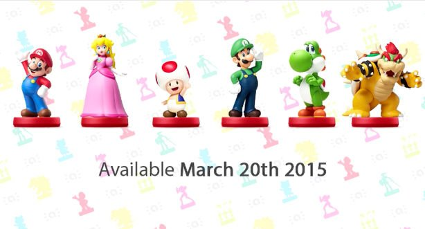 New Wave Of Amiibo Figures Set For March Release