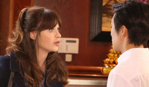 newgirl s03e08 02 New Girl Review: Menus (Season 3, Episode 8)