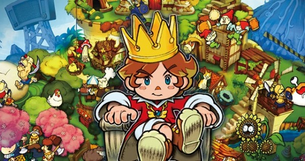 New Little King's Story Will Rule The PlayStation Vita