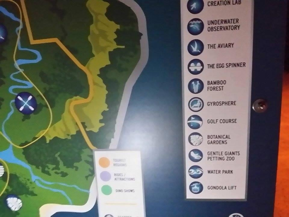 A potential map of jurassic world has leaked gumiabroncs Image collections