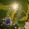 A Potential Map Of Jurassic World Has Leaked