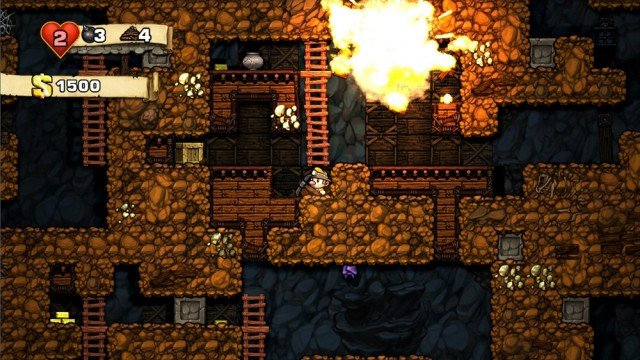 Escape Goat 2, Nidhogg, Spelunky And More Coming To The PlayStation 4