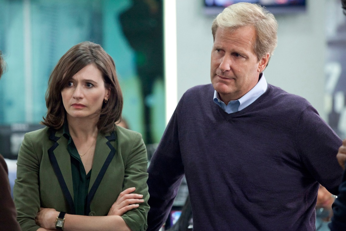 "The Newsroom Series Premiere Review: ""We Just Decided To"" (Season 1, Episode 1)"