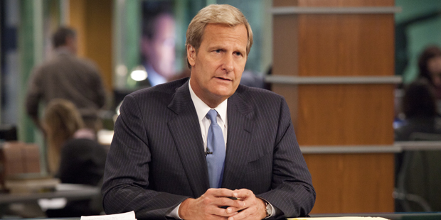 First Poster For The Newsroom, Aaron Sorkin's New HBO Drama