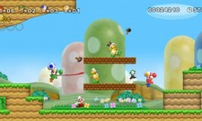 Nintendo Unveils New Super Mario Bros. U, Which Will Include A Basic Social Networking Aspect