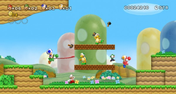 Nintendo Is Working On A New Side-Scrolling 3DS Mario Game