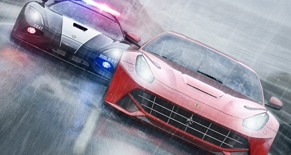 Need For Speed: Rivals Attempts To Merge Singleplayer And Multiplayer