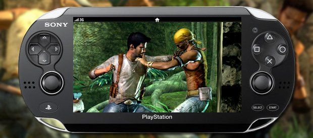 Watch Someone Go Hands-On With The PlayStation Vita