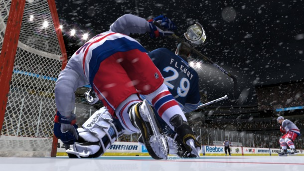 Tons Of New On-Ice Features Are Coming To NHL 12