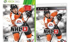Philadelphia Flyers Forward Claude Giroux Will Grace EA Sports' NHL 13 Cover